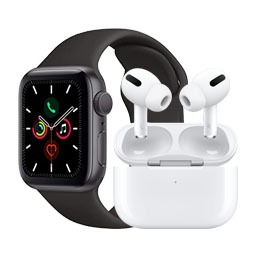 I Watch & AirPods